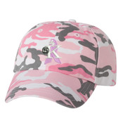 - Adult Bio-Washed Unstructured Cap