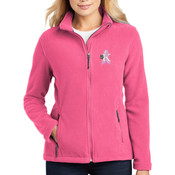 Port Authority® Ladies Fleece Jacket